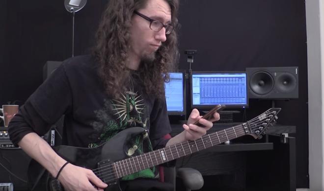 """iPhone-Klingeltöne neu interpretiert: """"Marimba"""" goes Heavy Metal"""