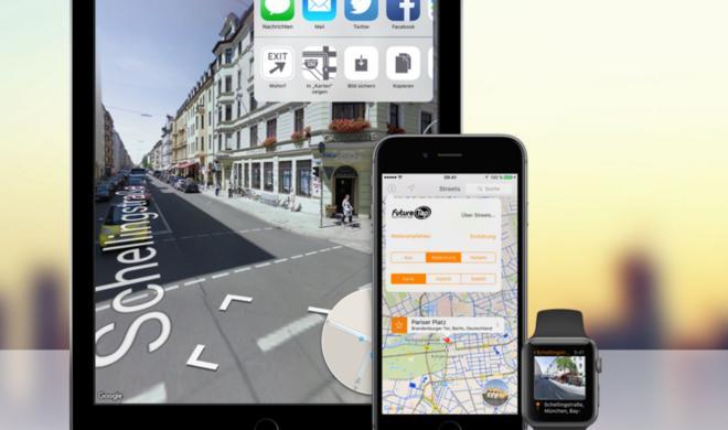 Streets 3 bringt Google Street View auf iPad, iPhone & Apple Watch