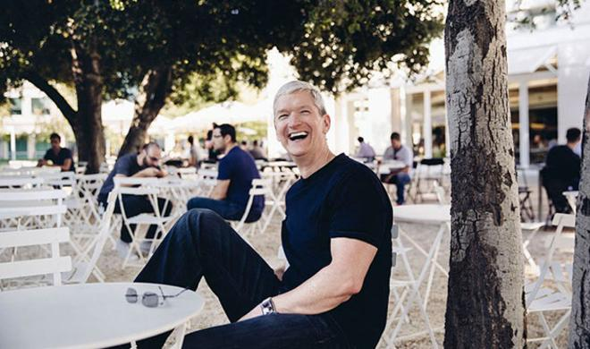 Apple-Chef Tim Cook engagiert sich als Menschenrechtler