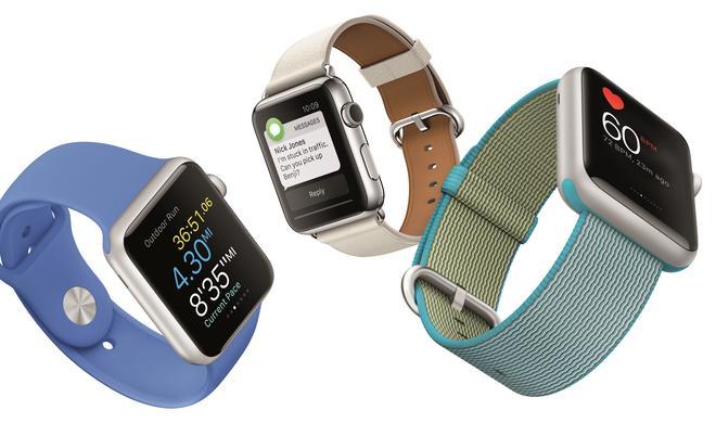 Apple Watch 2: Neues Design erst 2017?