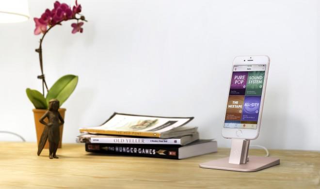 Nicht nur für Frauen: iPhone-Zubehör in der neuen Trendfarbe Roségold