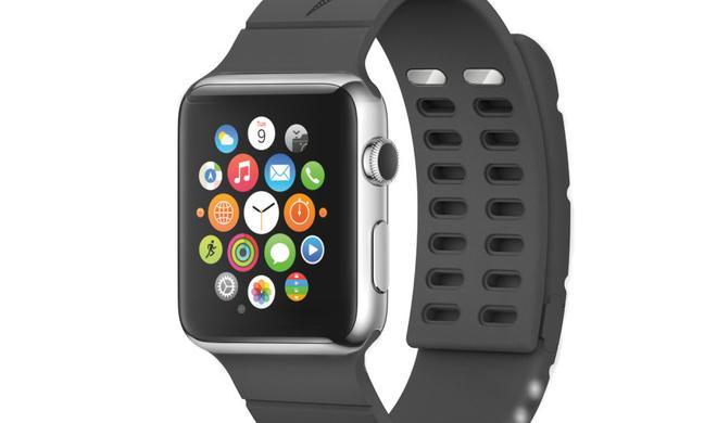Keine Akku-Armbänder für die Apple Watch