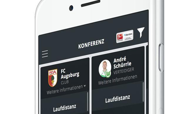 Hermes Bundesliga-Facts im Test: So gut ist die gratis Fußball-App für Statistik-Fans