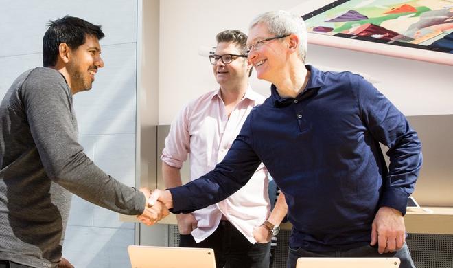 Apple-Chef Tim Cook zählt erneut zu den 100 einflussreichsten Menschen auf diesem Planeten