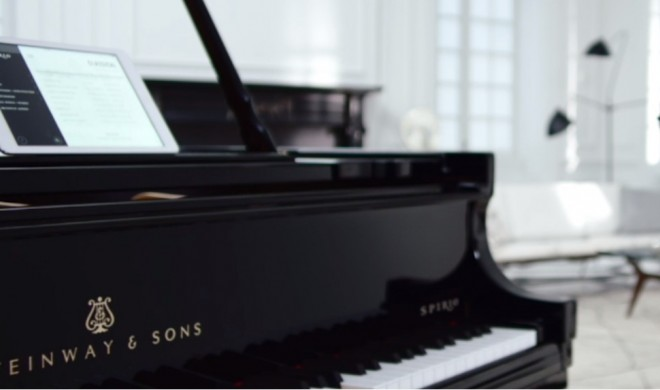 Steinway-Klavier mit iPad-Anschluss für 110.000 US-Dollar