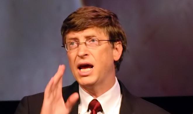 Bill Gates hat Lobbyismus und Internet verschlafen