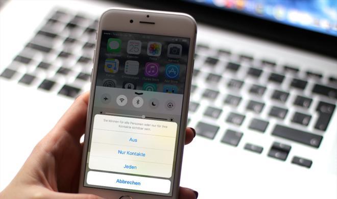So leicht können Mac und iPhone miteinander Daten austauschen