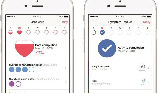 Erste CareKit-Apps veröffentlicht: So sorgt sich Apple um deine Gesundheit