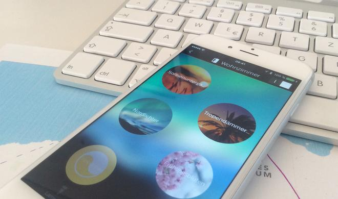 Ausprobiert: So gut ist die brandneue Philips Hue App