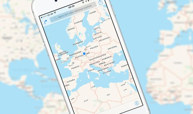 Schneller am Ziel: So optimierst du die Karten-App auf deinem iPhone