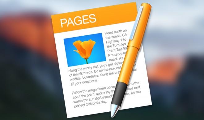 So kannst du Dokumente in Pages gemeinsam bearbeiten