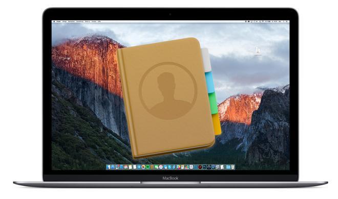 OS-X-Basiswissen: Kontakte exportieren am Mac