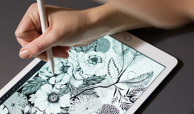 Apple Pencil 2 mit verschiedenen Spitzen und Touch ID?