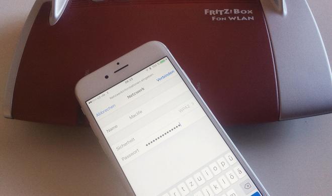 iPhone-Grundlagen: So trittst du verstecken WLAN-Netzen bei