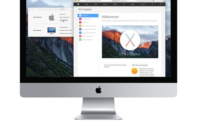Alle wichtigen Informationen über deinen Mac anzeigen? So geht's!