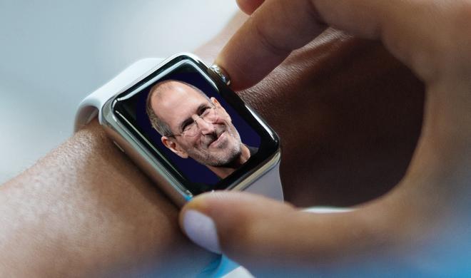 Apple Watch auf Steve Jobs' Mist gewachsen?
