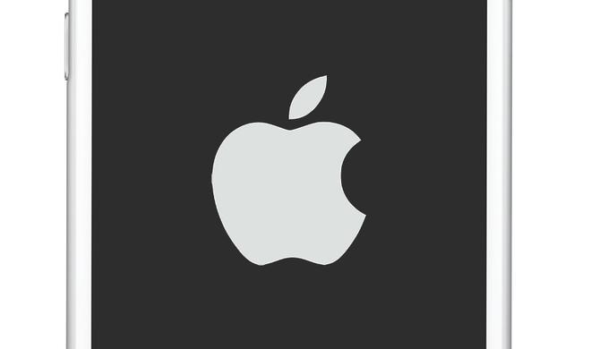 Für Fanboys: So tippst du das Apple Logo auf dem iPhone
