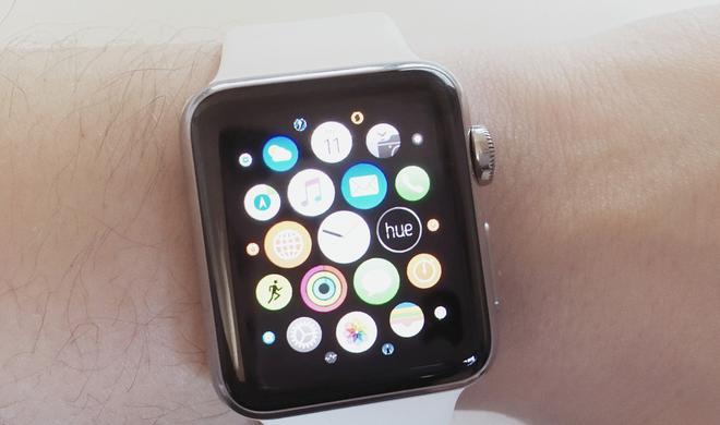 So erstellst du Screenshots auf deiner Apple Watch