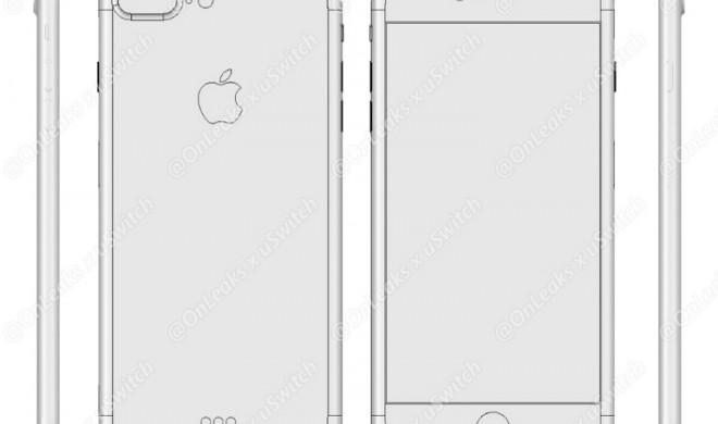 iPhone 7 Plus soll 3 GByte RAM besitzen