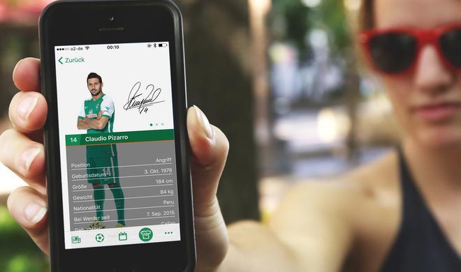 Werder Bremen gegen Eintracht Frankfurt: Die iPhone-Apps im Vergleich