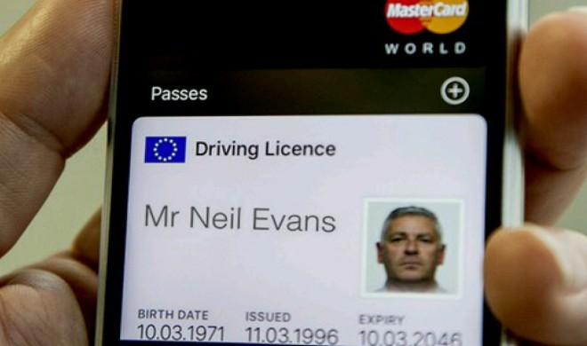 Digitaler Auto-Führerschein für das iPhone vorgestellt