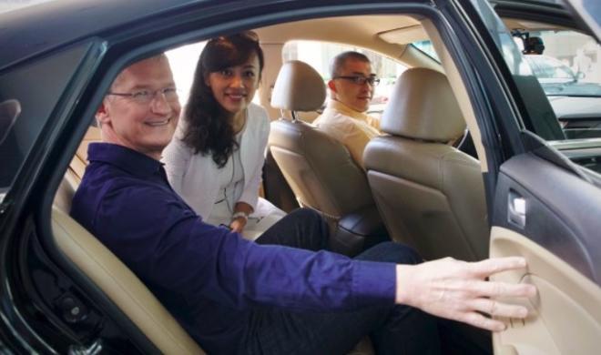 Tim Cook besucht China, um das Geschäft zu retten
