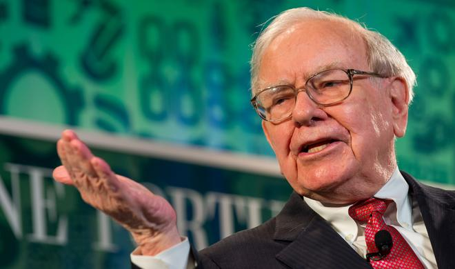 Apple-Skeptiker Warren Buffet kauft Apple-Aktien für 1 Milliarde US-Dollar