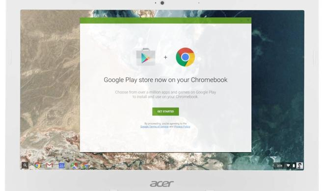 Google I/O 2016: Android-Apps bald auf Chrome OS?