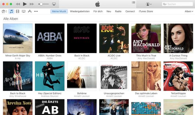 Kinderleicht iTunes-Server für Musik und Videos einrichten