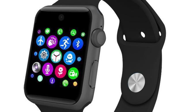 Ist das die Apple Watch 2 mit Kamera und SIM-Karte?