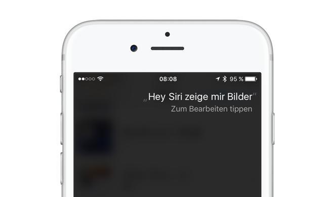 Bildersuche: Fotos schneller finden mit Siri