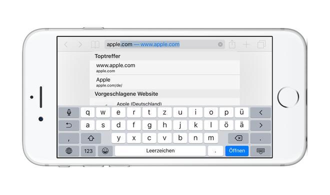 So kannst du die Suchvorschläge in Safari am iPhone deaktivieren