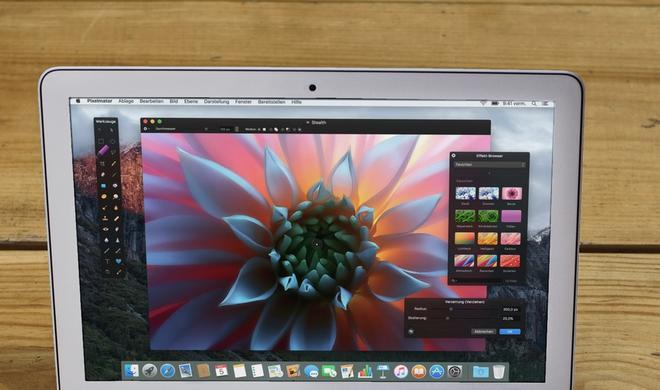 Pixelmator 3.5 für Mac mit neuem Auswahlwerkzeug und Erweiterung für Fotos-App