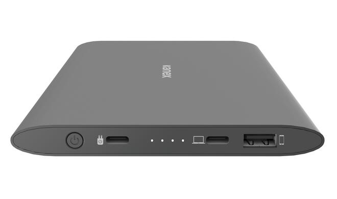 Mörderakku: Kanex lädt das MacBook 12 unterwegs komplett auf