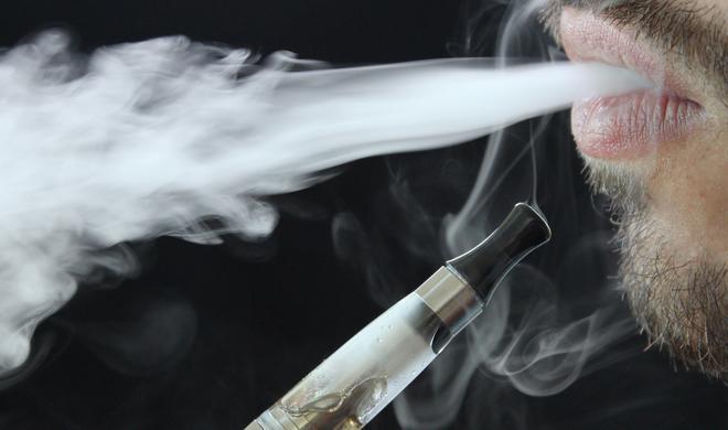 Vorsicht: E-Zigarette nicht in den USB-Port des Rechners stecken