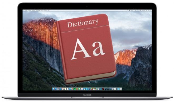 Wörter und Übersetzungen schnell am Mac nachschlagen