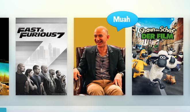 Amazon Prime Video auf Apple TV nur eine Frage des Geldes