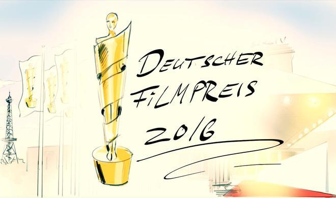 iPad Pro & Apple Pencil: Künstler fängt magische Momente des Deutschen Filmpreises ein