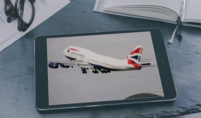 So revolutionieren iPads die Fluggesellschaften