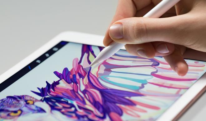 iPad Pro & Apple Pencil: Das neue Künstler-Werkzeug