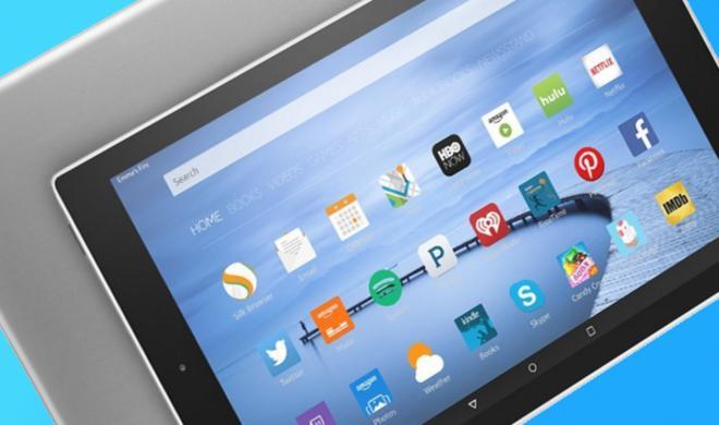 Amazon veröffentlicht iPad-Klon mit Aluminium-Chassis
