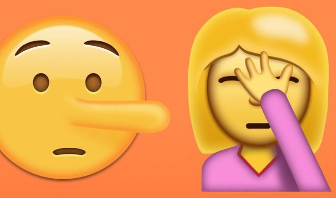 Facepalm jetzt offizielles Emoji in Unicode 9