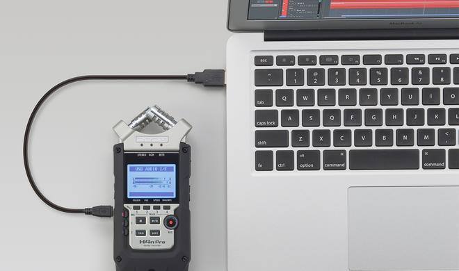 Zoom H4n Pro – beliebter Audiorekorder in neuer Version