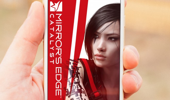 Companion-App bringt Mirror's Edge: Catalyst auf iPhone und iPad