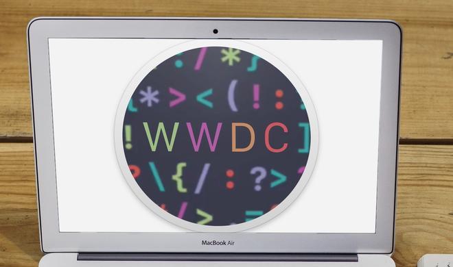 Coole WWDC-App für Mac OS X