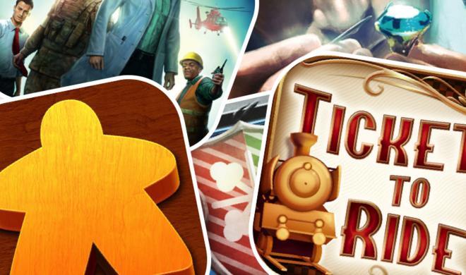 5 moderne Brettspiel-Klassiker für iPhone & iPad
