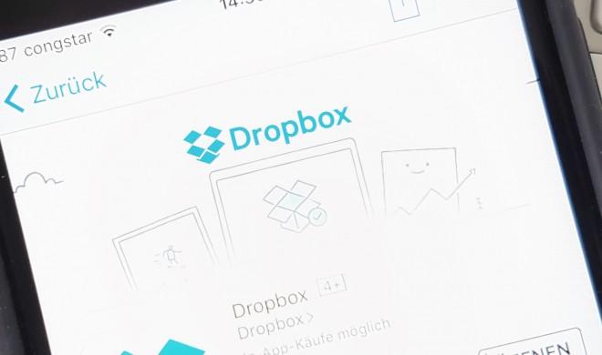 Die besten Dropbox Tipps für iPhone-User