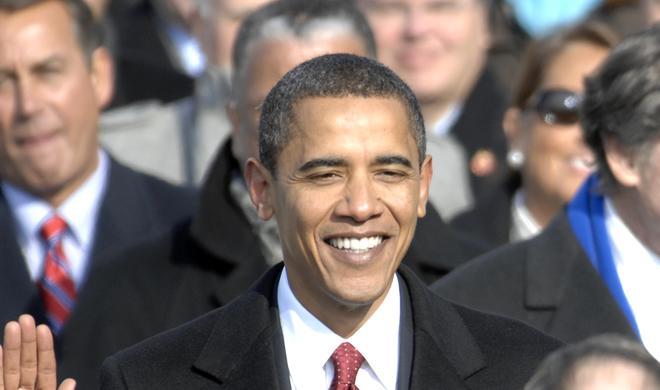 Nutzt Obama jetzt ein iPhone?