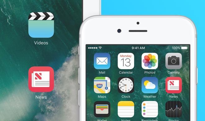 Diese iPhones und iPads sind kompatibel mit iOS 10