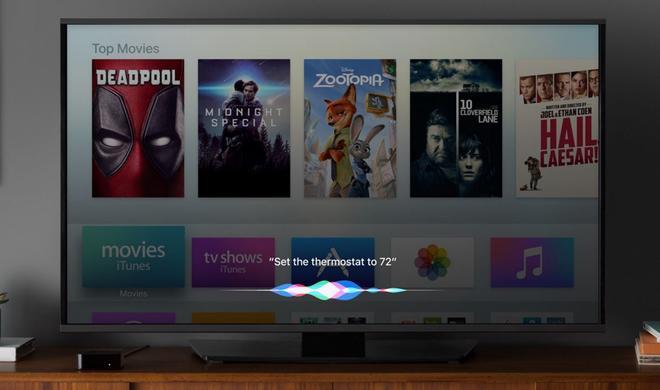 Apple macht Apple TV zum unausweichlichen Zentrum des Smart Homes